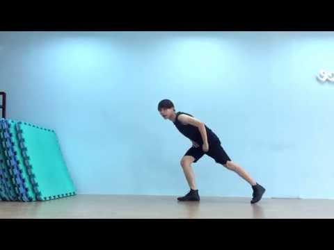[HƯỚNG DẪN NHẢY] MONSTER_EXO [MIRORRED] TUTORIAL by Bin Gà
