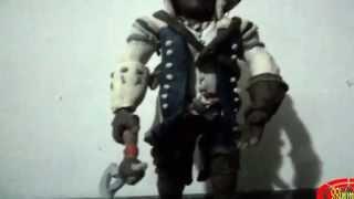Figura Con Plastilina De Connor (Assassin Creed 3)