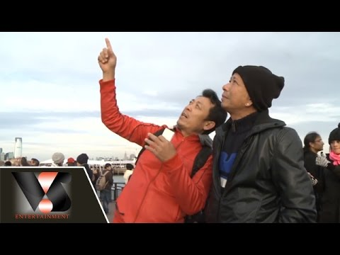 Phóng Sự NewYork Cùng Vân Sơn ft Bảo Chung (Full)