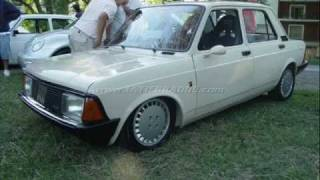 Fiat 128  planchados al piso!