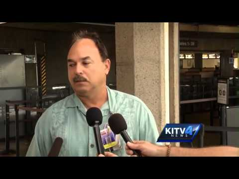 Maui Airport District Manager talks about teen stowaway