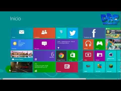 Como Descargar Juegos//aplicaciones y mas en windows 8 Pro