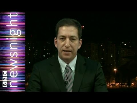 NEWSNIGHT: Glenn Greenwald full interview on Snowden, NSA, GCHQ and spying