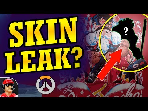 NEW Junkrat Winter Wonderland Skin Leak? (Overwatch News)