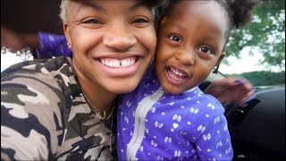 OMG SHE SAID SHE PREGNANT | Vlogtober 6