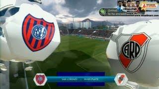 FIFA 14 River Plate Vs San Lorenzo FIFAALLSTARS.COM