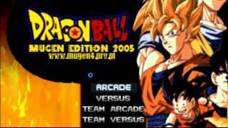 Descargar Dragon Ball Z Mugen Edition 2005 Por Mediafire