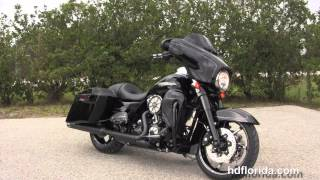 New 2014 Harley Davidson Street Glide Special Motorcycle