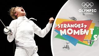 Fencing's Never-Ending Second | Strangest Moments