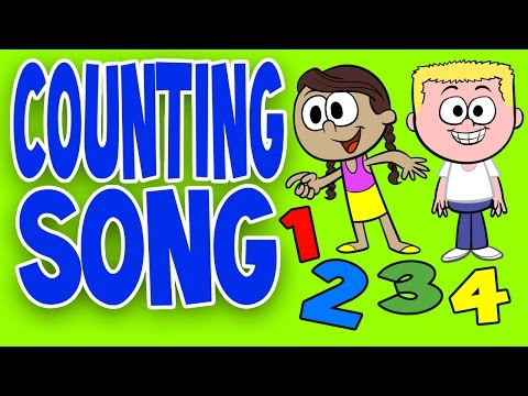 Counting Songs for Children - Counting Together - Kids Songs by The Learning Station