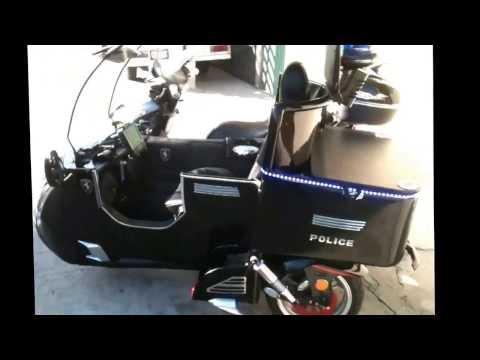 Sidecar Tuneado México Guanajuato 2013 JGRG construye tus sueños!!