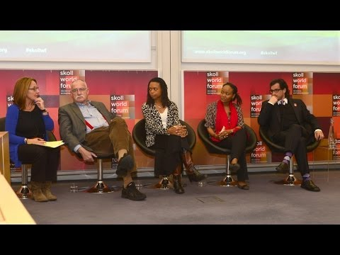 Closing The Gap: Tackling Global Health Challenges | SWF 2014