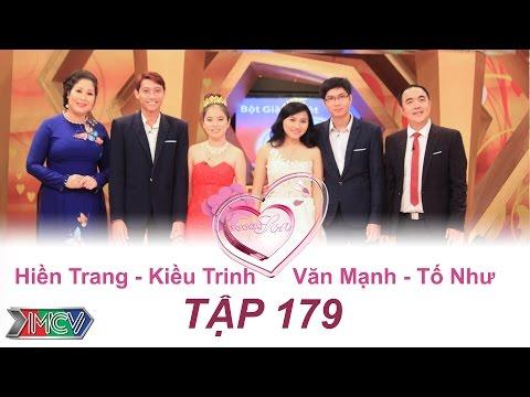 Hiền Trang - Kiều Trinh | Văn Mạnh - Tố Như | VỢ CHỒNG SON - Tập 179 | VCS #179 | 220117