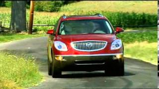 Tiger Woods Buick Enclave Shoot videos