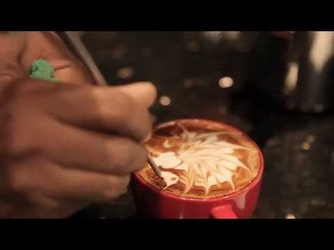 Antipodean Cafe Malaysia Corporate Video -- Latte Art Showcase 2