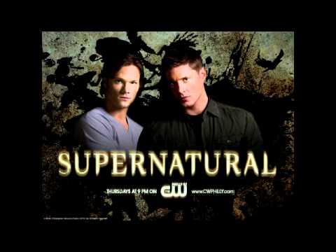 Supernatural (Sobrenatural) - Musica Tema