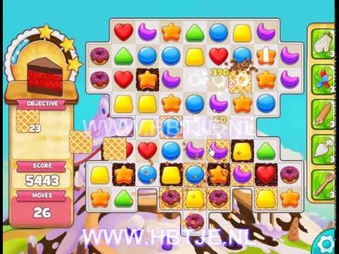 Cookie Jam level 29