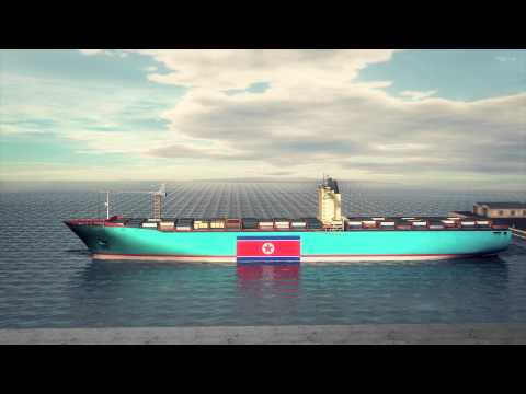 Weapons found on North Korean-flagged ship - UPDATE