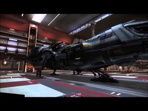 Star Citizen DELUXE HANGER AND ARENA COMMANDER BATTLE 1080p