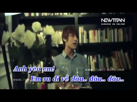 [Karaoke HD] Em Đừng Đi Sơn Tùng M-TP