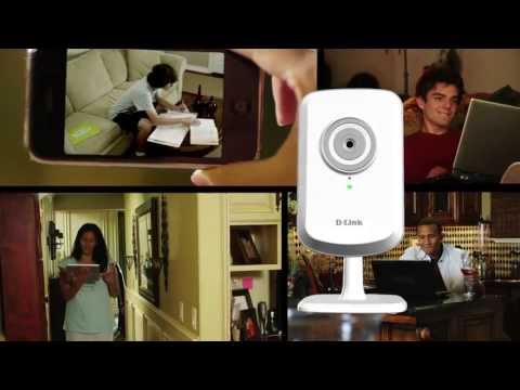 D-Link Day Network Cloud Camera 1000 (DCS-930L)