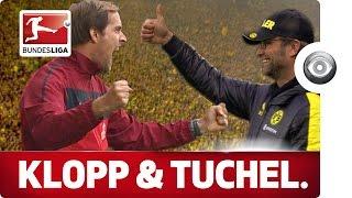 Klopp & Tuchel - Dortmund's Coach and His Successor Compared