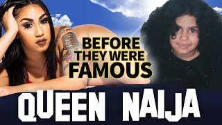 QUEEN NAIJA | Before They Were Famous | The Royal Family