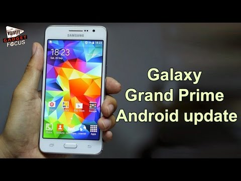Samsung Galaxy Grand Prime Android 6.0 Marshmallow Update