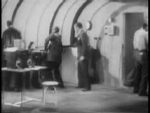 Zeppelin vs. Pterodactyls (1936)