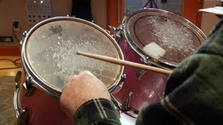 What Pitches To Tune Tom-Tom Drums? : Audio Mixing & Other