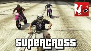 Things to do in GTA V – Supercross