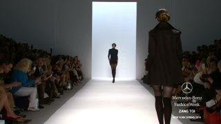Zang Toi Spring/Summer 2014 Video - New York