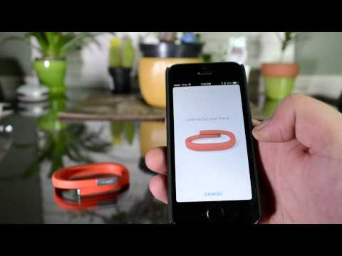 Jawbone UP24 - Hands on review