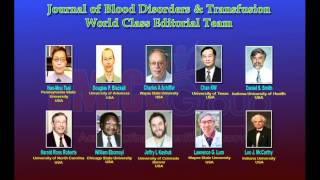 [Blood Disorders & Transfusion Journals | OMICS Publishing Group]