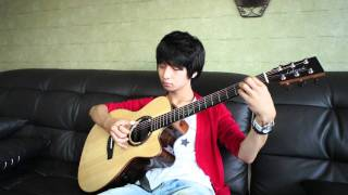 Twilight - Sungha Jung cover