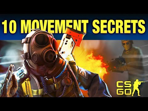Top 10 Tips To Master Movement In CS:GO