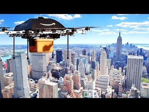 Amazon Prime Air: The Drone Takeover