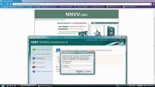 Como Actualizar ESET NOD32 ANTIVIRUS [HD]