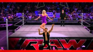 Fandango WWE 2K14 Entrance And Finisher (Official)