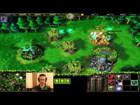 Warcraft 3 - 724 (GBR 1v1s)