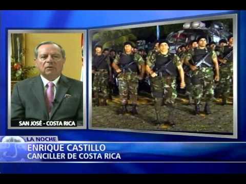 DANIEL ORTEGA GENERA NUEVA DISPUTA TERRITORIAL CON COSTA RICA IV