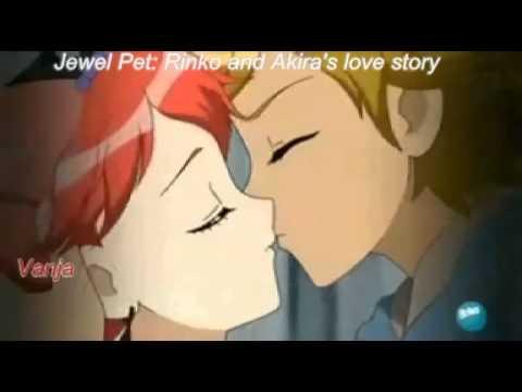 Jewel pet rinko and akira 39 s love story youtube - Jewelpet saison 6 ...
