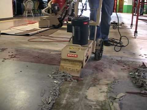 See The Edco Tile Shark Remover Action Youtube