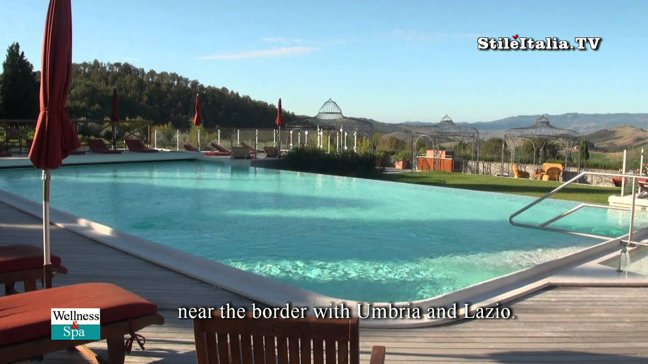 Italian thermal spa fonteverde natural spa resort - San casciano bagni hotel ...