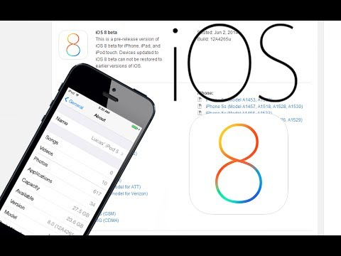 How to install iOS 8 beta 2 WITH a Registered Apple Developer Account