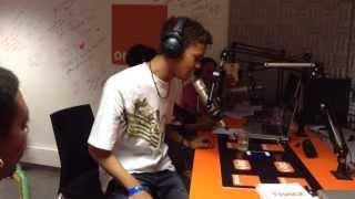 ANTONNY DREW - PREMYÉ FWA  [Live at Trace FM]