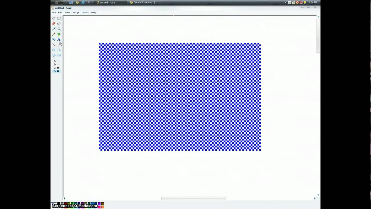 how to create a transparent signature in paint