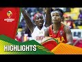 Mali v Angola Highlights FIBA Women s AfroBasket 2017