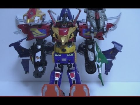 đồ chơi Siêu Nhân Cơ Động Tập  파워레인저 엔진포스 G9엔진킹 로봇 변신 장난감 Power rangers Go Ongers Toys