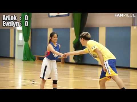 【籃球女將三分波(8)】